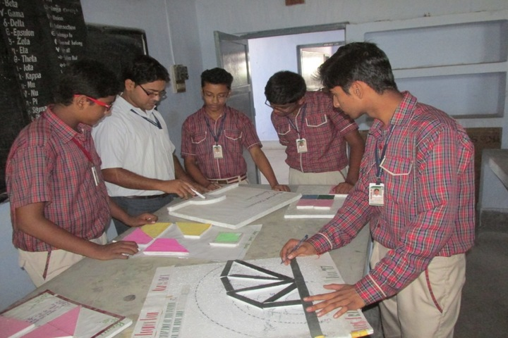 D A V Public School-Maths Lab