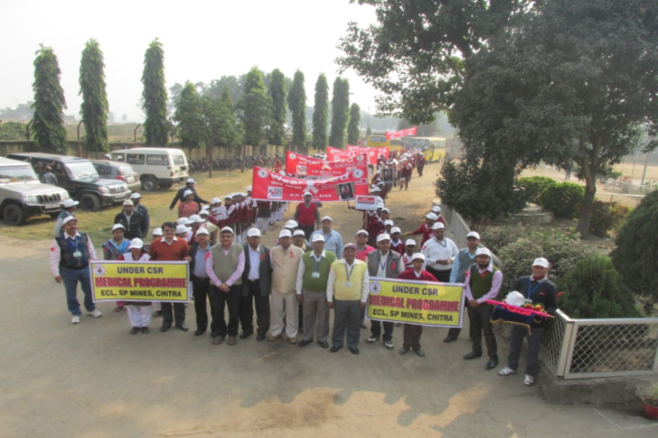 D A V Public School-Rally