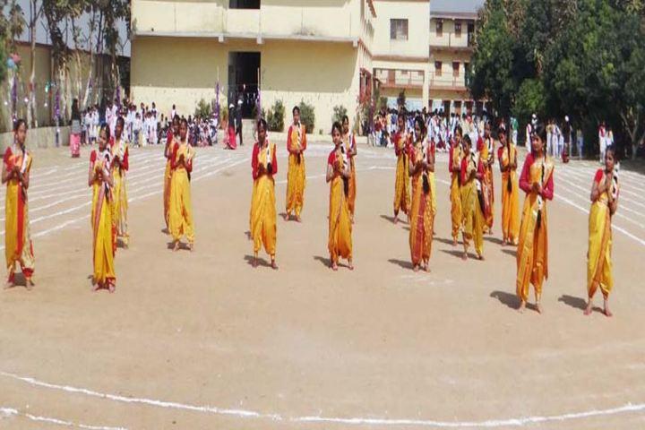 DAV Nageshwar Public School-Dance