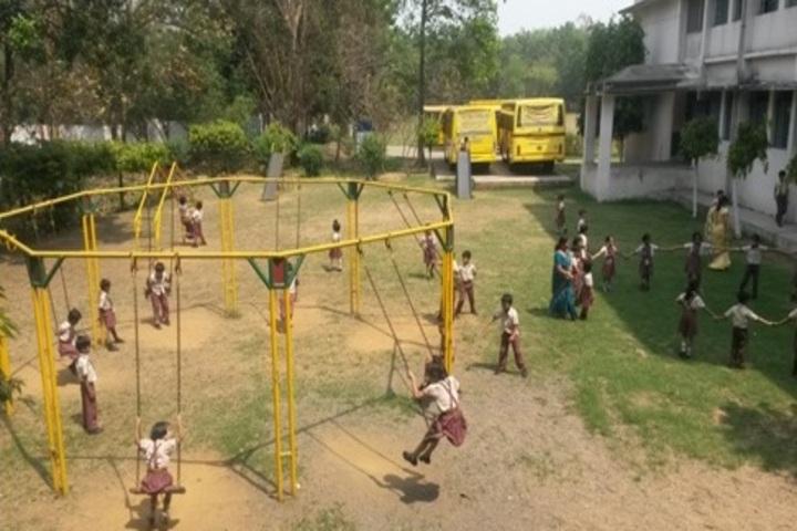 DAV Public School-Kids Play Zone