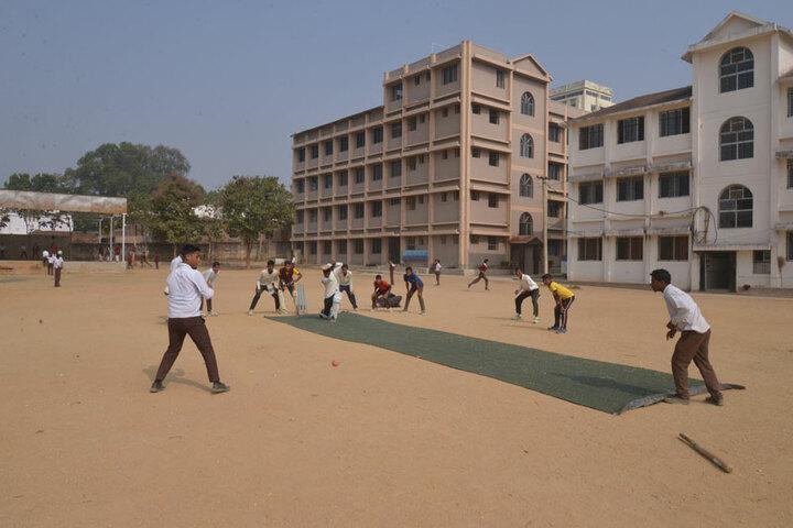 DAV Nandraj Public School - Cricket