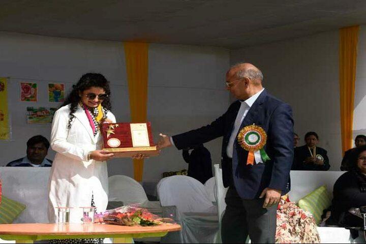 DAV Nandraj Public School - Guest