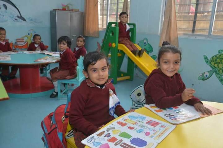 DAV Nandraj Public School - Kindergarten