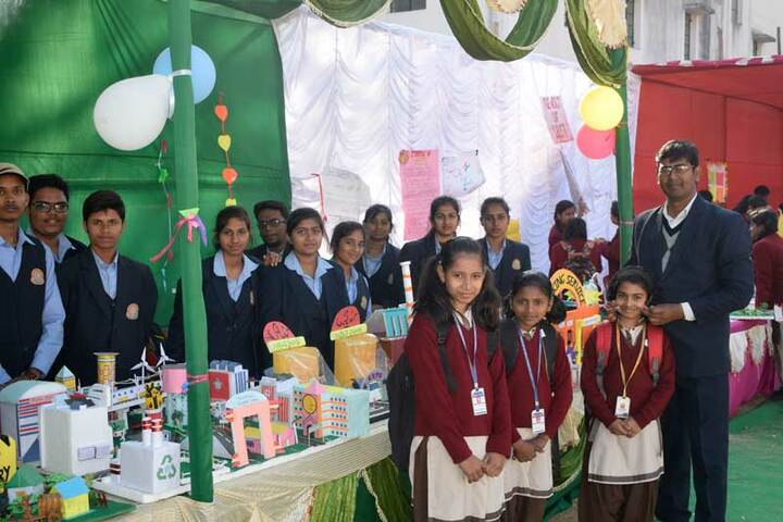 DAV Nandraj Public School - School Exhibition