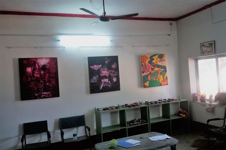 DAV Public School - Arts lab