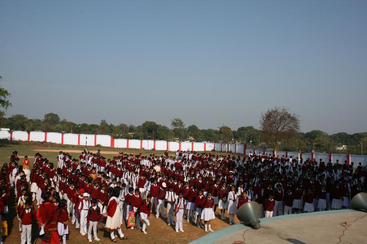 DAV Public School - Assembly
