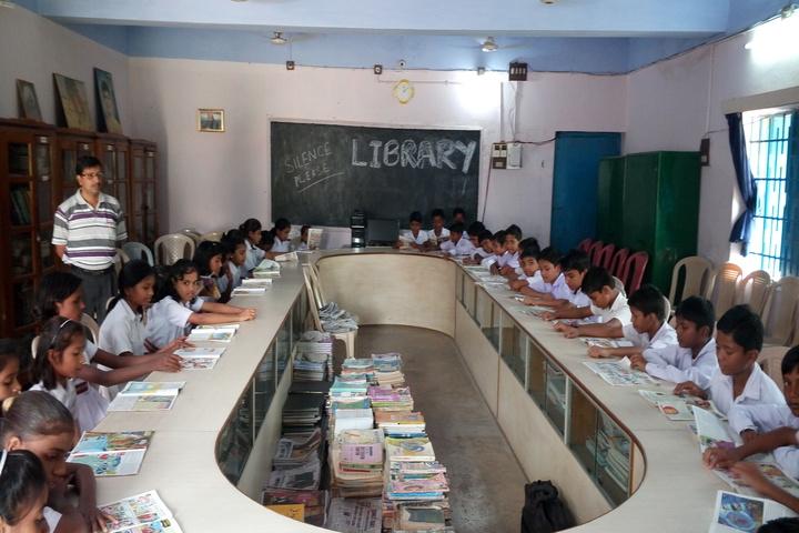 DAV Public School - Library