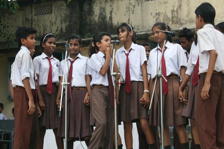 DAV Public School - Singing