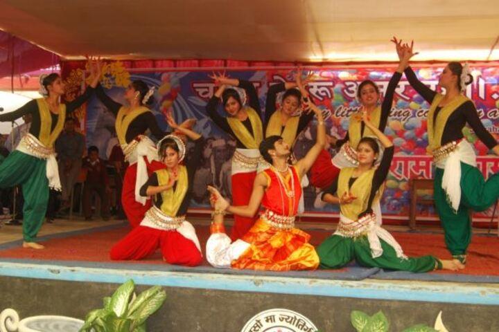 D A V Public School-Dance