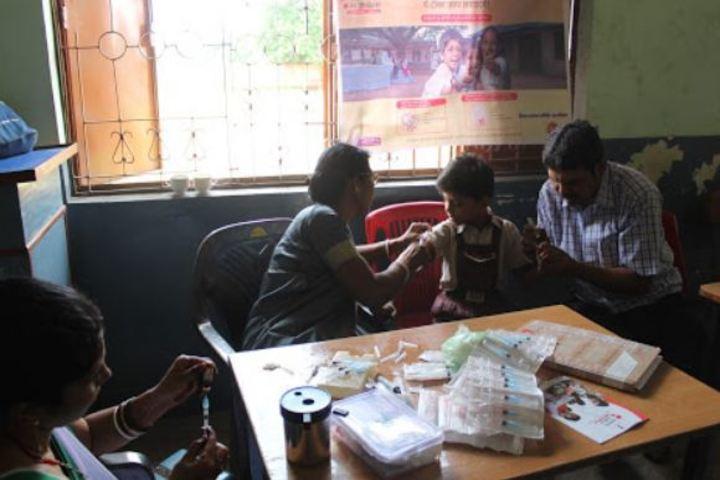 Dav Public School-Health Checkup