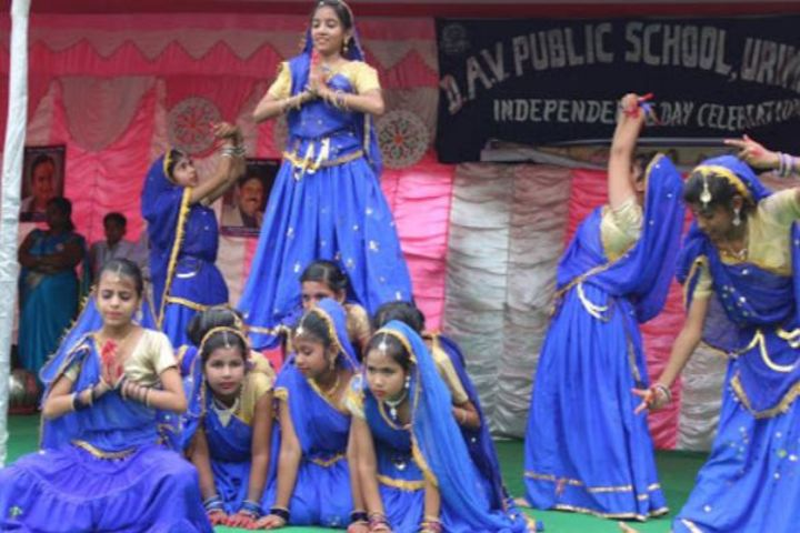 Dav Public School-Independence Day