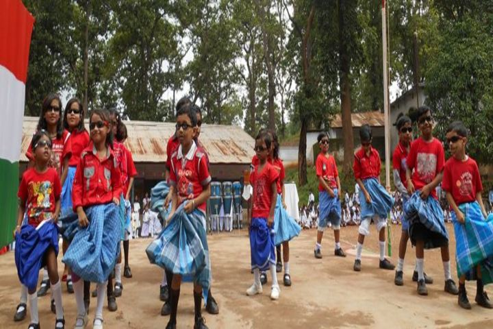 DAV Public School - Kindergaten dance