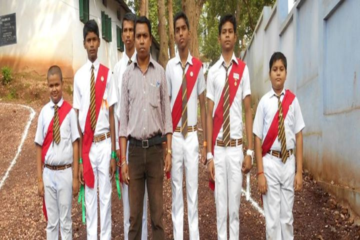 DAV Public School - Students