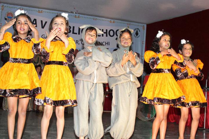 DAV Public School-Childrens Day