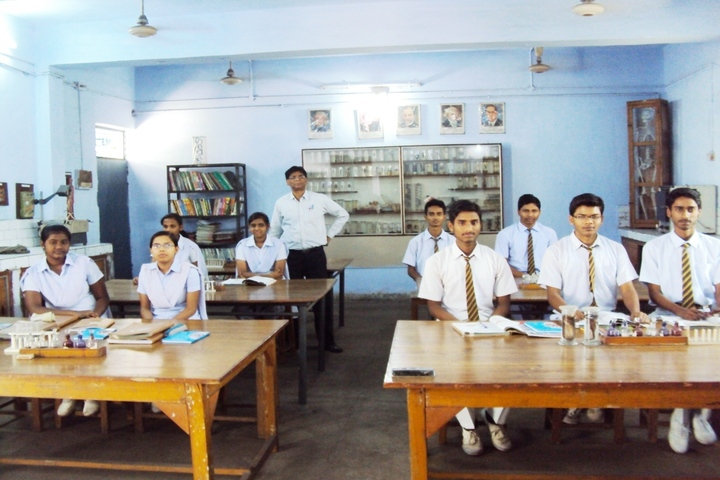 Dav Public School-Biology Lab