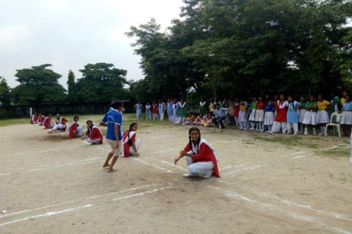 Dav Public School-Kho Kho