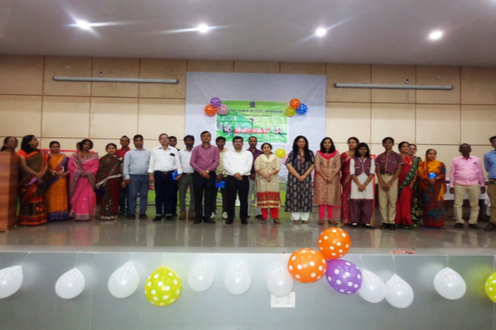 DAV Public School - Celebrations