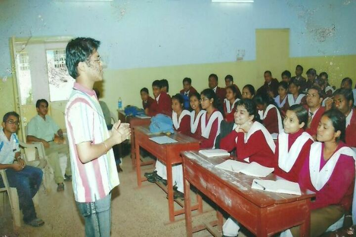 DAV Public School - Classroom