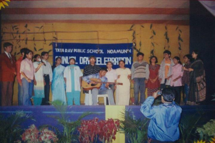 DAV Public School - Music