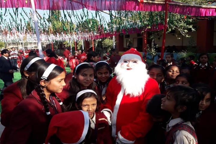 Dav Public School-Christmas-Celebration