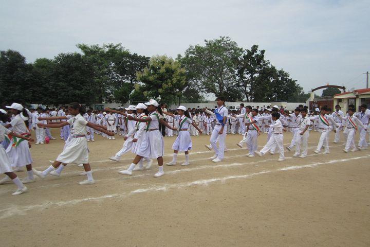 Dav Public School-March-First