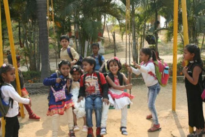 Dav Public School-Play-Ground