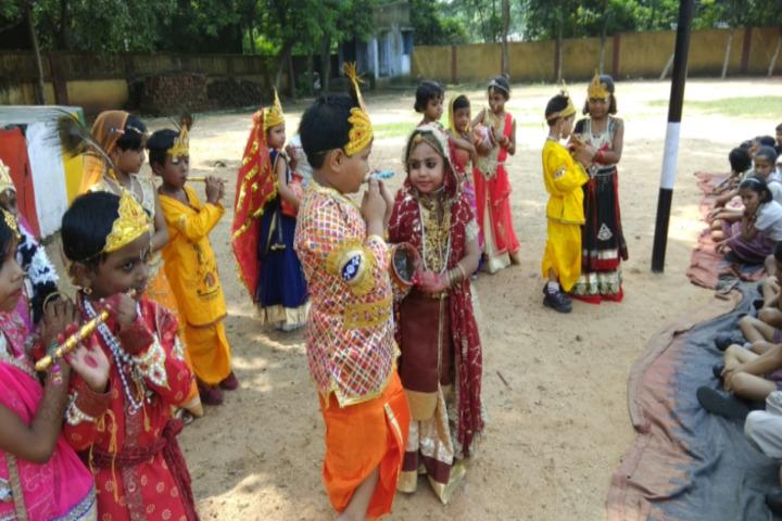 Dav Public School-Janmastami