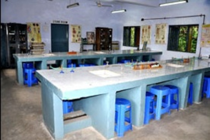 Dbms Kadma High School-Biology-Lab