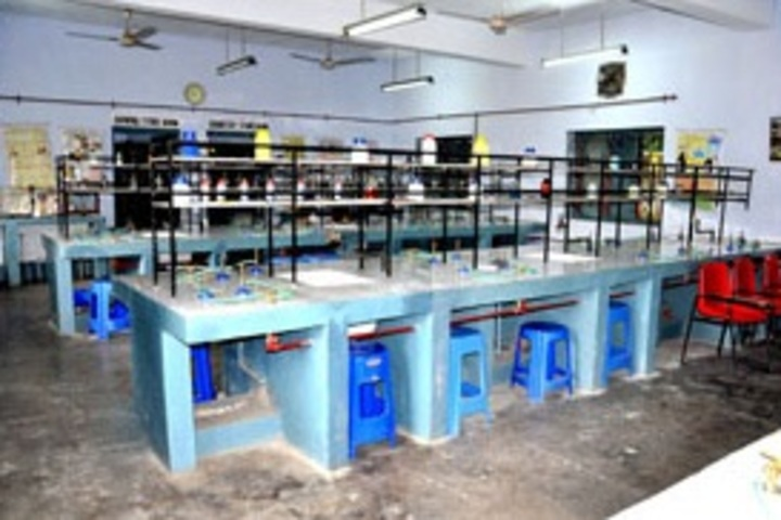 Dbms Kadma High School-Chemistry-Lab