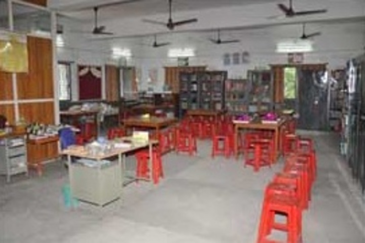 Dbms Kadma High School-Library