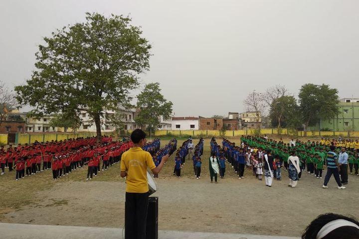 Delhi Public School-Drill