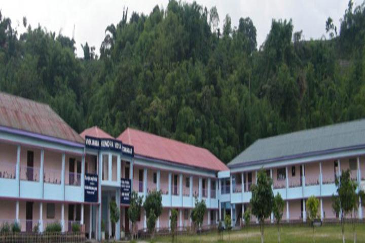 Vivekananda Kendra Vidyalaya-Campus