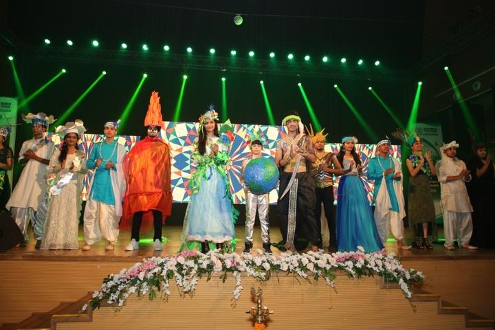 Delhi Public School-Annual Fest