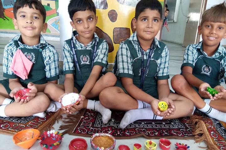 Delhi Public School-Festival Activities
