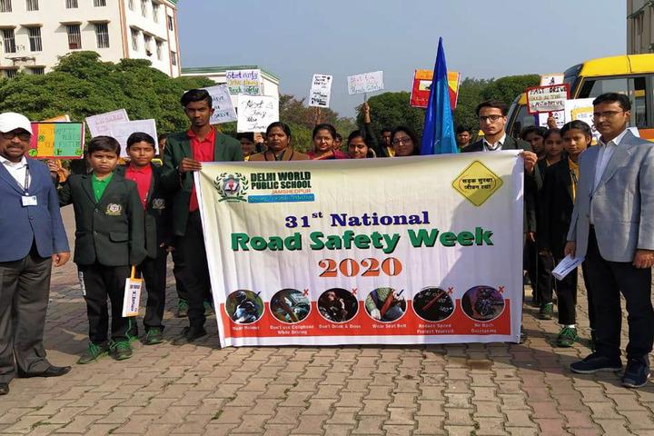 Delhi Public School-Rally