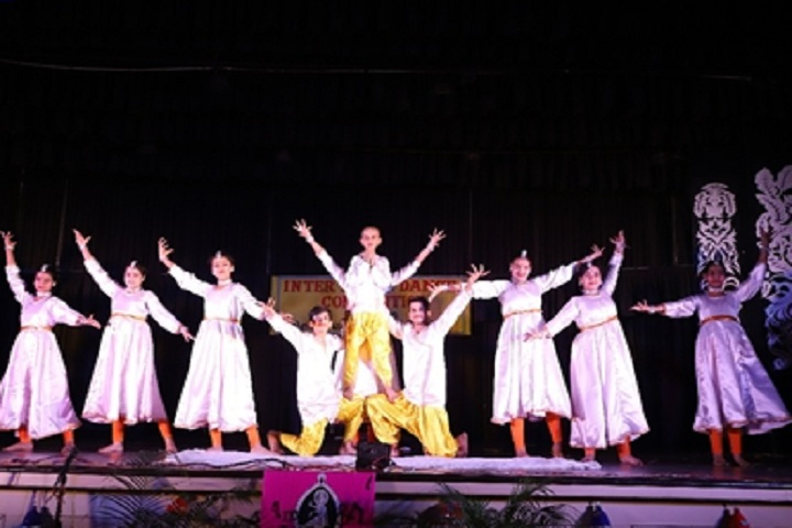 Delhi Public School-Dancing