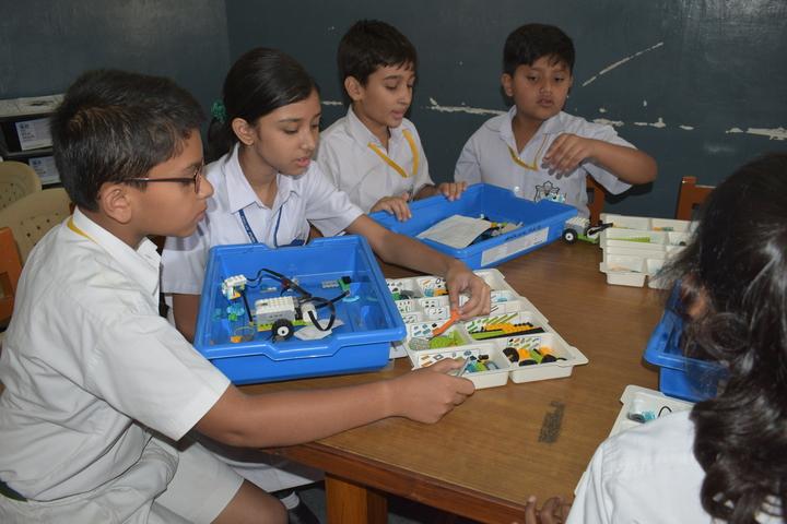 Delhi Public School-Robotics