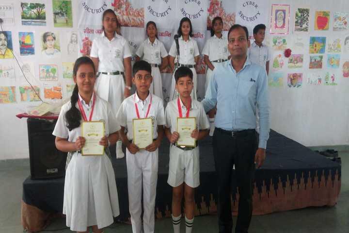 Delhi Public School Greater Ranchi-Achievement