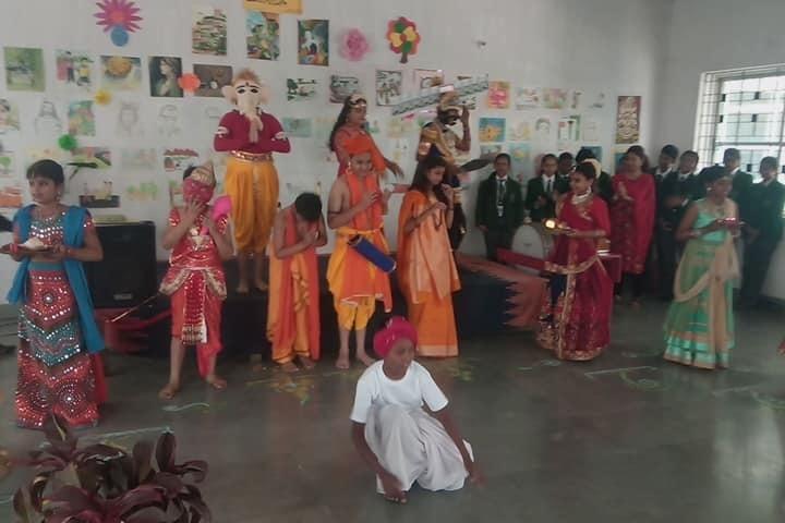 Delhi Public School Greater Ranchi-Activity