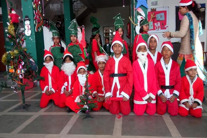 Delhi Public School Greater Ranchi-Christmas-Celebration