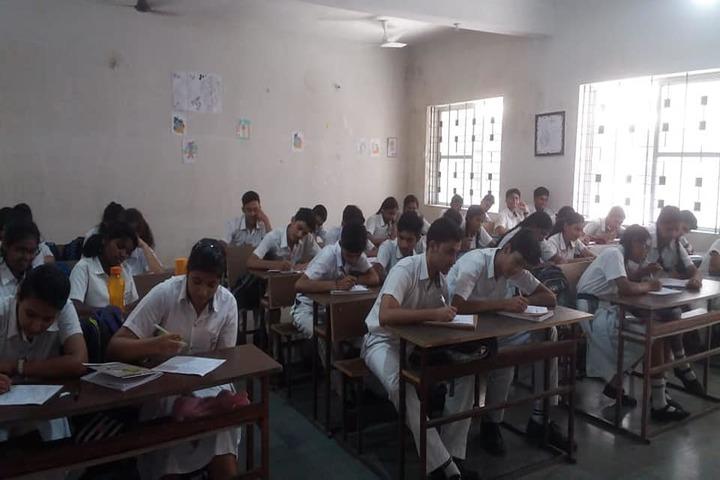 Delhi Public School Greater Ranchi-Classroom