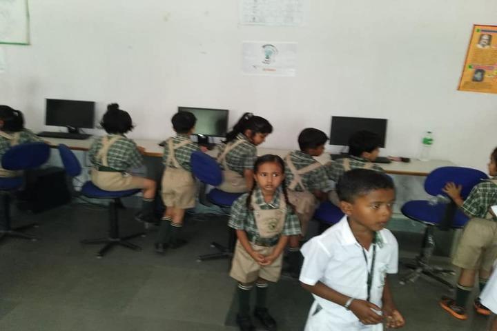 Delhi Public School Greater Ranchi-Computer-Lab