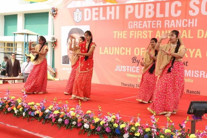 Delhi Public School Greater Ranchi-Event