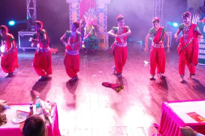 Delhi Public School Greater Ranchi-Ganesh-Celebration