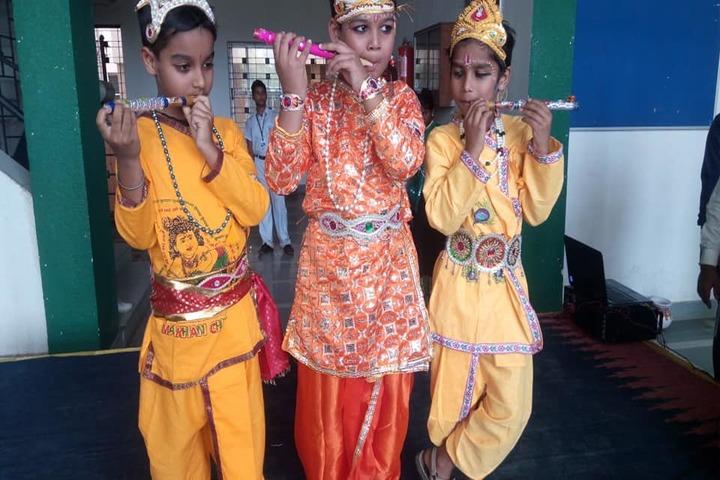 Delhi Public School Greater Ranchi-Janmastami