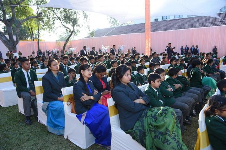 Delhi Public School Greater Ranchi-Speach