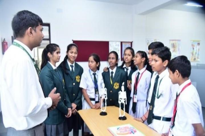 Delhi Public School-Biology-Lab