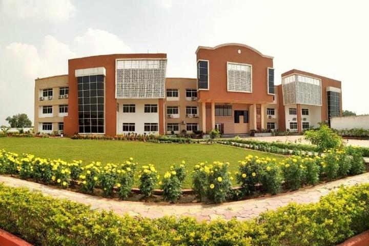 Delhi Public School-Campus-View1