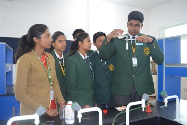 Delhi Public School-Chemsitry-Lab