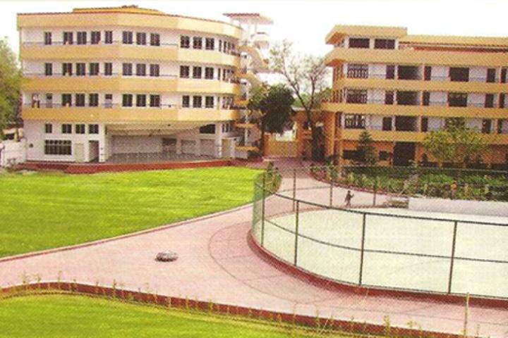 Devsangha National School-Campus-View